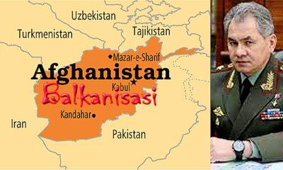 Menuju Balkanisasi Afghanistan?