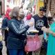 Blusukan Kampung di Surabaya, Legislator Agatha Retnosari Ingatkan Lonjakan Baru Pandemi Covid-19