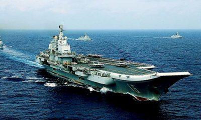 Cina Komunis Invasionis dan Risiko Strategis