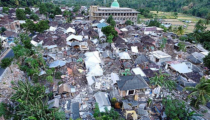 Membangun Resiliensi Pascagempa Nusa Tenggara Barat Tiga Tahun Lalu