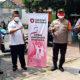 Sambut HUT RI Ke 76, Gerai Vaksinasi Merdeka Hadir di Kelurahan Kedaung