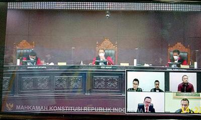 Persoalan UKW dan Verifikasi Media DP Terungkap di Sidang MK