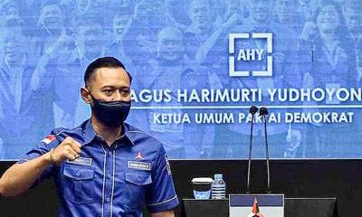 Elektabilitas Terus Naik, AHY Disebut Moncer di Pilpres 2024