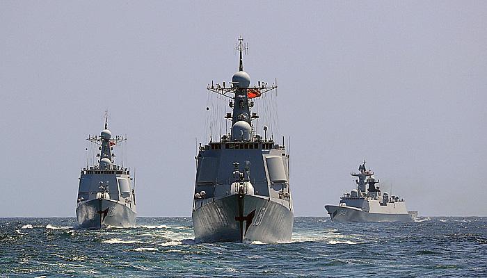 Cina Gelar Latihan Militer Dekat Taiwan
