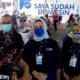 Sediakan 1000 Kuota, Demokrat Surabaya Serbu Masyarakat Dengan Vaksinasi