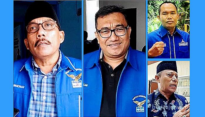 4 DPC seluruh Madura dukung Bayu Airlangga pimpin Demokrat Jatim.