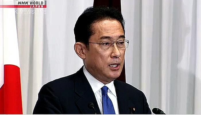 Fumio Kishida Terpilih Menjadi Ketua Partai LDP Jepang