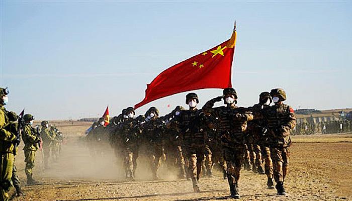 Jepang Serukan Dunia Internasional Untuk Melakukan Pencegahan Terhadap Aktivitas Militer Cina