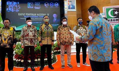 Anggota DPD RI Asal Aceh Dilantik Menjadi Pengurus Baru MN KAHMI