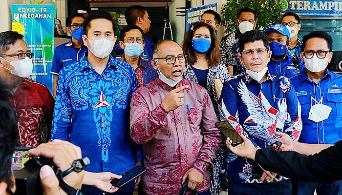 Kubu KLB Cabut Gugatan, Pendukung Moeldoko Rontok