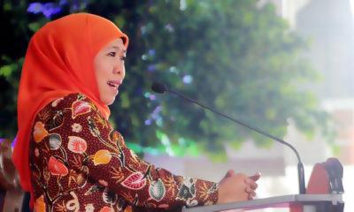 Gubernur Khofifah Rajin Tebar Pesona, Pekerjaan Eksekutif Amburadul