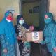 TP PKK Pusat Salurkan Bantuan di Desa Lokus Stunting Sukabumi