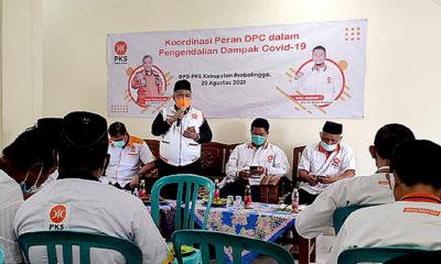 Optimalisasi Pengendalian Covid-19, PKS Jatim Kerahkan TRCC Tingkat Kecamatan