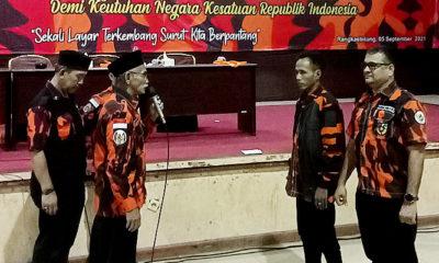 Aklamasi, MY. Sutrisna Terpilih Menjadi Ketua MPC Pemuda Pancasila Kabupaten Lebak-Banten.