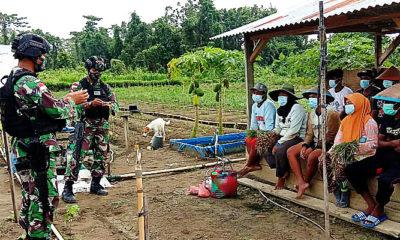 Penyuluhan Home Industri Diharapkan Dongkrak Perekonomian di Perbatasan Indonesia-Papua Nugini