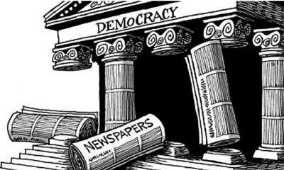 Dewan Pers Berkhayal Menjadi Ditjen PPG-nya Orde Baru,Surat Cinta Pribadi Kisman Latumakulita Untuk Dewan Pers