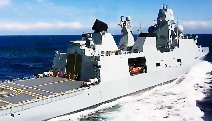 Babcock Potong Baja Pertama Pembangunan Fregat Tipe 31 Bagi Angkatan Laut Inggris
