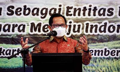 Menuju Indonesia Emas, Mendagri Minta Pemerintah Desa Serius Tangani Stunting