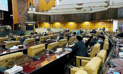 PemprovTak Becus Susun Anggaran Fraksi Gerindra DPRD Jatim Walk Out