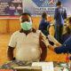 Bulan Bakti Dua Dekade Demokrat, Legislator William Wandik Gelar Serbuan Vaksin Covid-19 di Papua