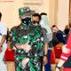 Selain Gelorakan Vaksinasi, Dandim 0802/Ponorogo Ajak Masyarakat Disiplin Prokes