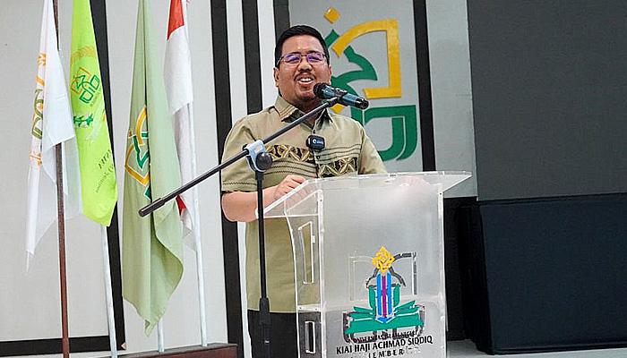 Gandeng Mahasiswa Jember, Anwar Sadad Ajak Diskusi Wacana Amendemen UUD'45