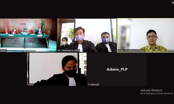 Sidang Perkara Jurnalis Asrul, Ahli sebut Produk Jurnalistik Tak Bisa Dipidanakan