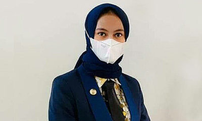 Bupati Nunukan melaunching produk layanan 'PAPA KOE'/Foto: Bupati Nunukan, Asmin Laura Hafid.