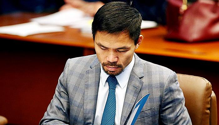 Petinju Manny Pacquiao Mencalonkan Diri Sebagai Presiden Filipina