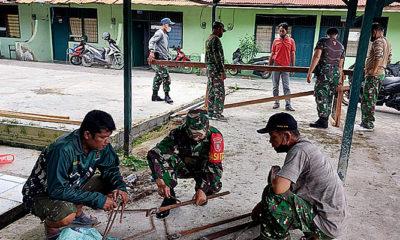 Pra TMMD Dimulai, Kodim 0908/Bontang Fokus Persiapkan Pembangunan Turap Sungai