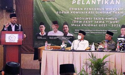 Propinsi Jatim Pertama Kali Bantu Madin, Anwar Sadad: Keberanian Ada di Zaman Gubernur Soekarwo