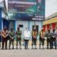 Sekda Nunukan Sambut Kedatangan Komandan Pusat Kesenjataan Artileri Pertahanan Udara