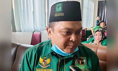 Andi Mutamir Kembali Terpilih Secara Aklamasi Pimpin DPC PPP Nunukan