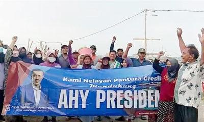 Demokrat Peduli Rakyat, Nelayan Pantura Deklarasi Dukung AHY Capres 2024