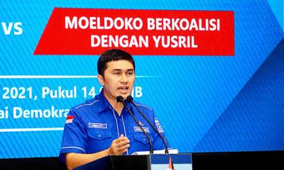 Mau Jadi Presiden, Demokrat Sarankan Moeldoko Dirikan Parpol Sendiri