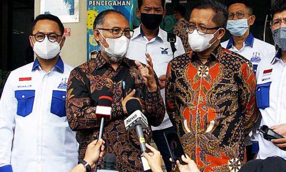Ajukan Gugatan di PTUN, Demokrat Kubu AHY Sebut Gugatan KSP Moeldoko Tak Punya Legal Standing