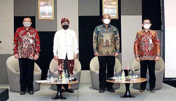 Kemendagri Ajak Gubernur Komitmen Laksanakan Tugas dan Wewenang GWPP