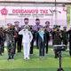 Upacara HUT TNI ke 76 di Nunukan Digelar Secara Virtual