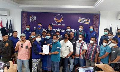 Berangkat Ke Jakarta, NasDem Jatim dan Nelayan Desak Cabut PP No 85 Tahun 2021