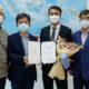 Selamatkan Nyawa, Polisi Surabaya Dapat Penghargaan Dari Korsel