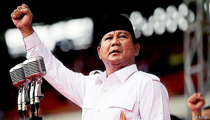 Prabowo Masih Teratas Dalam Survei Capres 2024