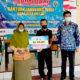 Anggota TNI Ajak Warga Bancar Patuhi Prokes Saat Penyaluran BLT Dana Desa