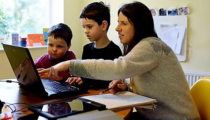 Hikmah Sistem Daring dan Pengaruh Ekonomi Orangtua
